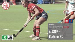 Der Club an der Alster – Highlights – 1. Bundesliga Damen – DCadA vs. BHC – 27.09.2020 14:00 h