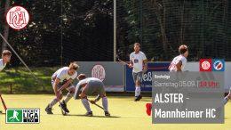 Der Club an der Alster – DCadA vs. MHC – 05.09.2020 14:00 h