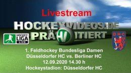 Hockeyvideos.de – DHC vs. BHC – 12.09.2020 14:30 h