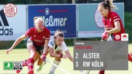 Der Club an der Alster – Highlights – 1. Bundesliga Damen – DCadA vs. RWK – 13.09.2020 12:00 h