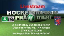 Hockeyvideos.de – DHC vs. THKR – 27.09.2020 12:00 h