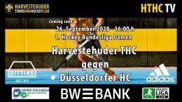 HTHC TV – HTHC vs. DHC – 26.09.2020 16:00 h
