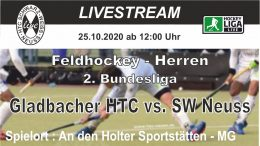 SWN live – SWN vs. GHTC – 25.10.2020 12:00 h