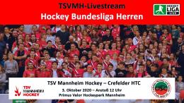 Sportdeutschland.tv – TSVMH vs. CHTC – 03.10.2020 12:00 h