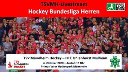 Sportdeutschland.tv – TSVM vs. HTCU – 04.10.2020 13:00 h