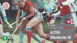 Der Club an der Alster – DCadA vs. UHC – 16.10.2020 19:30 h