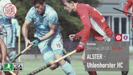 Der Club an der Alster – DCadA vs. UHC – 18.10.2020 14:00 h