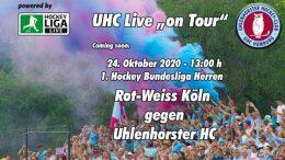 UHC Live – RWK vs. UHC – 24.10.2020 13:00 h