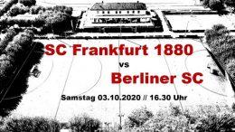 SC1880 YT – SC 1880 vs. BSC – 03.10.2020 16:30 h