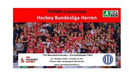 sportdeutschland.tv – TSVM vs. GTHGC – 25.10.2020 13:00 h
