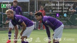 Beerschot TV – BEE vs. OREE – Belgian Hockey League – Men – 29.11.2020 15:30 h