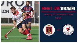 KHC Leuven – RDHC vs. KHCL – 28.11.2020 15:30 h