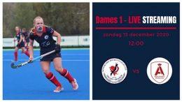 KHC Leuven – KHCL vs. RAHC – 13.12.2020 12:00 h