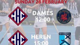 Herakles TV – RHHC vs. BHC – 28.02.2021 15:00 h
