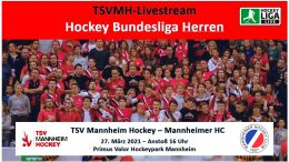 sportdeutschland.tv – TSVM vs. MHC – 27.03.2021 16:00 h