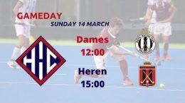 Herakles TV – RHHC vs. RRCB – 14.03.2021 12:00 h