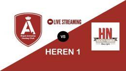 Antwerp HC – RAHC vs. RHCN – 14.03.2021 15:00 h