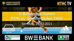 HTHC TV – HTHC vs. GTHGC – 28.03.2021 14:00 h