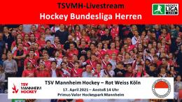 sportdeutschland.tv – TSVMH vs. RWK – 17.04.2021 14:00 h