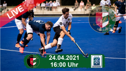 Youtube: TG Frankenthal-Hockey – TGF vs. HTCS – 24.04.2021 16:00 h
