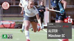 Der Club an der Alster – DCadA vs. MSC – 17.04.2021 14:00 h