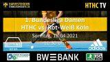 HTHC TV – HTHC vs. RWK – 18.04.2021 11:30 h