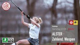 Der Club an der Alster – DCadA vs. Zehl. W – 10.04.2021 14:00 h