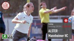 Der Club an der Alster – Highlights –  Damen – DCadA vs. MHC – 18.04.2021 11:30 h