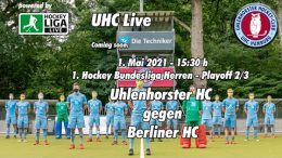 UHC Live – Playoff – UHC vs. BHC – 01.05.2021 15:30 h