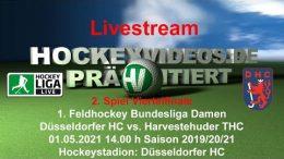 Hockeyvideos.de – DHC vs. HTHC – 01.05.2021 14:00 h