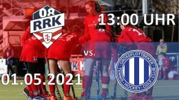 RRK TV – Playdown – RRK vs. GTHGC – 01.05.2021 13:00 h