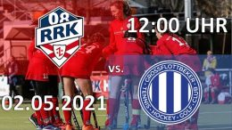 RRK TV – Playdown – RRK vs. GTHGC – 02.05.2021 12:00 h