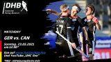 UHC Live – GER vs. CAN – Olympiatest Honamas- 23.05.2021 12:30 h