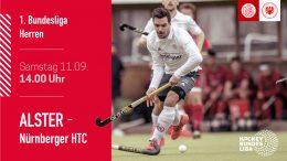 Der Club an der Alster – DCadA vs. NHTC – 11.09.2021 14:00 h
