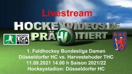 Hockeyvideos.de – DHC vs. HTHC – 11.09.2021 14:00 h