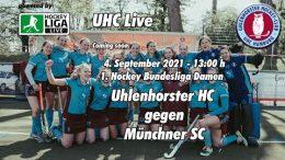 UHC Live – UHC vs. MSC – 04.09.2021 13:00 h