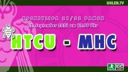 UHLEN.TV – HTCU vs. MHC – 12.09.2021 12:00 h