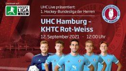UHC Live – UHC vs. RWK – 12.09.2021 12:00 h