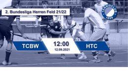 TC 1899 e.V. Blau-Weiss – TCBW vs. HTC – 12.09.2021 12:00 h
