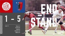 DCadA – Highlights – 1. Bundesliga Herren – DCadA vs. BHC – 12.09.2021 13:00 h