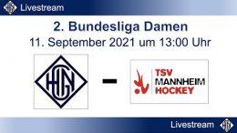 HG Nürnberg – HGN vs. TSVM – 11.09.2021 13:00 h