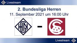 HG Nürnberg – HGN vs. MSC – 11.09.2021 16:00 h