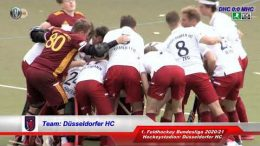 Hockeyvideos.de – Highlights – 1. Feldhockey Bundesliga 2020/21 Herren – DHC vs. MHC – 11.09.2021 16:00 h