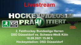 Hockeyvideos.de – DSD vs. SWK – 18.09.2021 15:00 h
