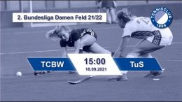 TC 1899 e.V. Blau-Weiss – TCBW vs. TuSCO – 18.09.2021 15:00 h