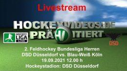 Hockeyvideos.de – DSD vs. BWK – 19.09.2021 12:00 h