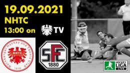 NHTC TV – NHTC vs. SCF 80 – 19.09.2021 13:00 h
