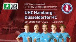 UHC Live – UHC vs. DHC – 18.09.2021 16:15 h