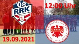 RRK TV – RRK vs. NHTC – 19.09.2021 12:00 h