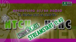 Uhlen TV – HTCU vs. HTHC – 10.10.2021 12:00 h